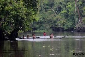 Yabinoko, Delta de l'Orénoque, Venezuela