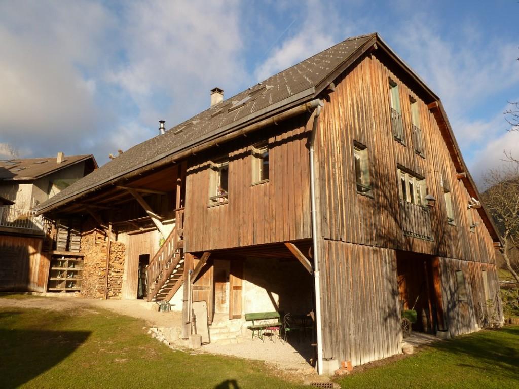 Le Gîte Chant de l'Eau au Sappey en Chartreuse